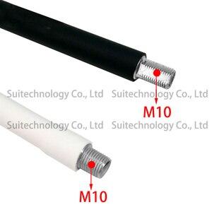 Image 3 - Diametro 14 millimetri semi morbido semi dura del silicone del metallo che modella tubo a collo di cigno LED Esterno M10 per lampada da terra lampada da tavolo Luce Dellacquario
