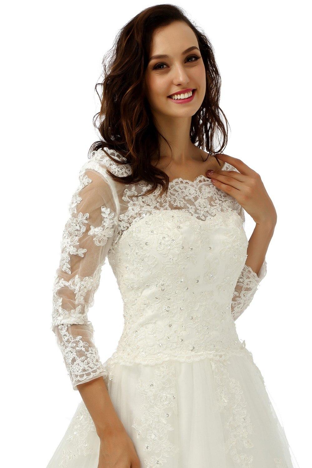 Berühmt Spitze 3 4 Hülse Hochzeitskleid Fotos - Hochzeit Kleid Stile ...