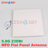 MyFlyDream MFD High Gain 5.8G Patch Antenna 23DBI Flat Panel Antenna 5180 5850MHz for MFD System