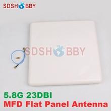 MyFlyDream MFD High Gain 5.8G Patch Antenna 23DBI Flat Panel Antenna 5180-5850MH
