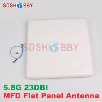 MyFlyDream MFD High Gain 5.8G Patch Antenna 23DBI Flat Panel Antenna 5180-5850MHz for MFD System