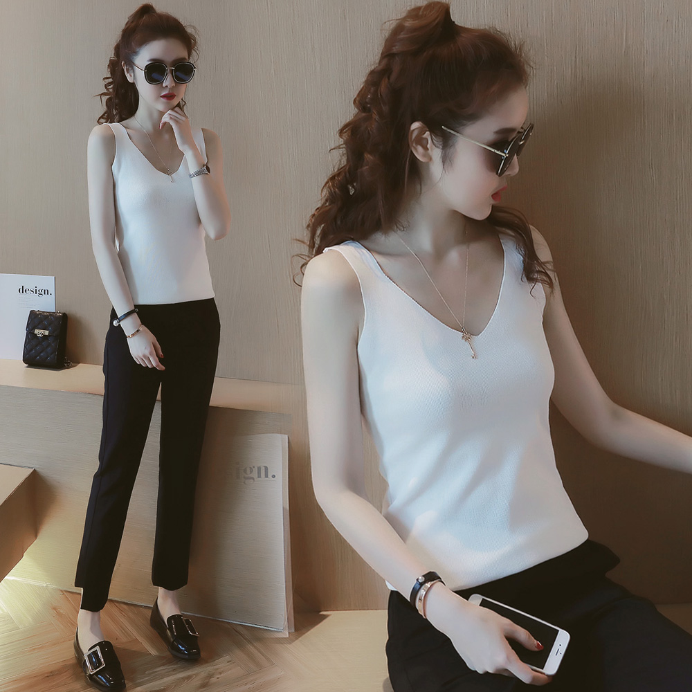 d219669082 2018 Special Offer Acetate Acrylic Blusa Summer Super Stretch ...