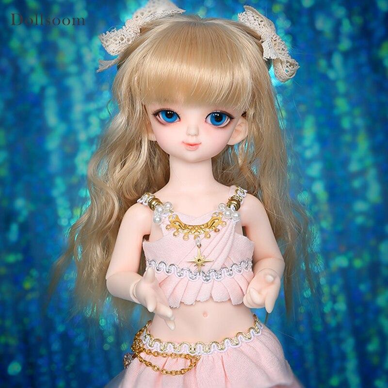 Wave Soda Bjd Sd Doll 1/6 Body Model Girls Boys Toys For Girls Birthday Xmas Best Gifts Rich In Poetic And Pictorial Splendor Dolls Toys & Hobbies