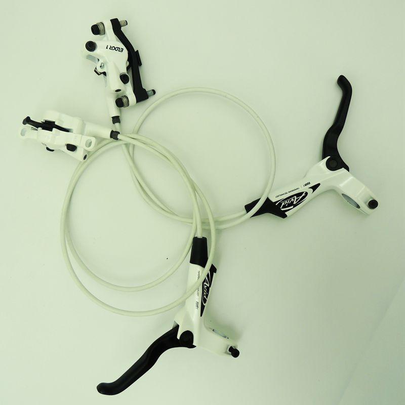 FMFXTR vélo freins à disque hydrauliques blanc Avid E1 frein à disque gauche droite levier de frein universel vtt VTT accessoires