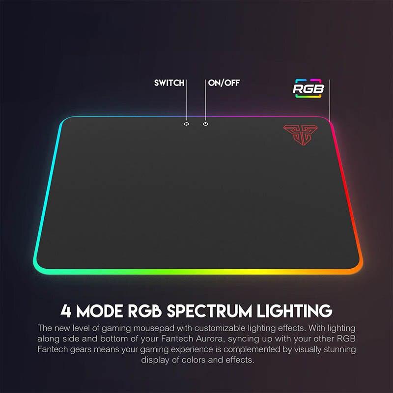 MPR350 Gaming RGB souris usb Pad Vitesse Type Surface pour ordinateur portable 2019 Meilleur Vente