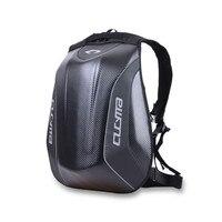 Motorcycle Bag Waterproof Motorcycle Backpack Touring Luggage Bag Motorbike Bags Moto Magnetic Tank Bag mochila moto Black
