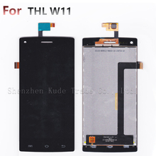 W11 Touch Screen Digitizer + LCD Display Assembly For THL W11