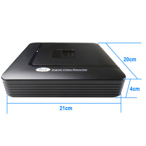 Image 2 - Mini NVR 4CH 8CH H265+ ONVIF 2.0 Recorder 4 Channel 8 Channel for IP Camera NVR System Surveillance Security HD CCTV NVR