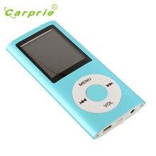 El mejor precio! 8 colores 4to jugador mp4 1.8 pantalla MP4 video Radio FM music movie player SD/TF tarjeta de calidad superior regalo 36DEC15