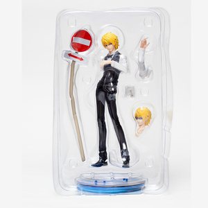 Image 5 - 22cm Pop Hot Sale DuRaRaRa!! Heiwajima Shizuo Anime Figure Renewal Ver. 1/8 Scale PVC Action Figures Collectible Model Toy WX396