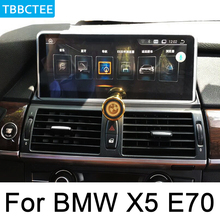 For BMW X5 E70 2011-2013 CIC Car Android multimedia player original style GPS Navigation Map radio stereo DSP HD touch screen все цены