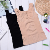 Seamless Postpartum Body Shaper Tummy Trimmer Shapewear Thin Postnatal Recovery Tank Top ( OPP bag packing )