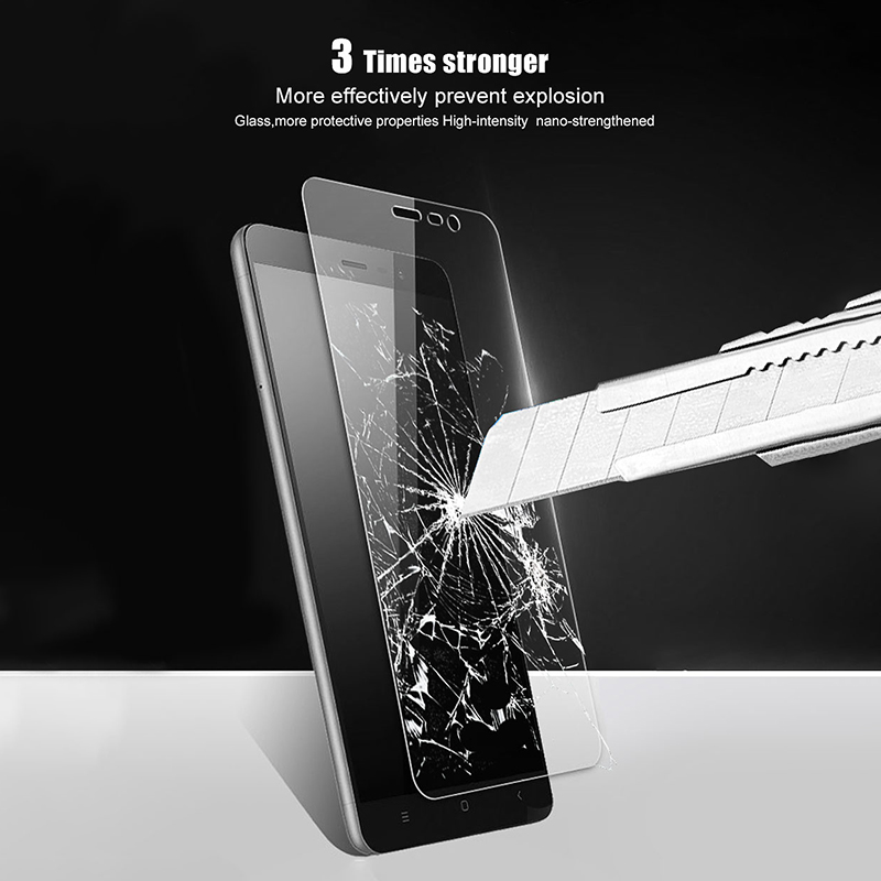 "Image 5 - For Xiaomi Redmi Note 3 Pro Tempered Glass 9H 2.5D Premium Screen Protector Film For Redmi Note 3 Pro Prime 5.5"" 150 and 152mm-in Phone Screen Protectors from Cellphones & Telecommunications"