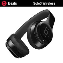 Оригинальный Beats Solo3 Беспроводной Solo 3 Bluetooth на наушники-вкладыши Быстрая зарядка анти Шум Профессиональный активировать Siri 40 часов Батарея