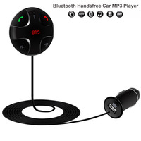 Universal FM Transmitter Bluetooth V3 0 Car Kit MP3 Player Wireless Modulator With LED Display USB