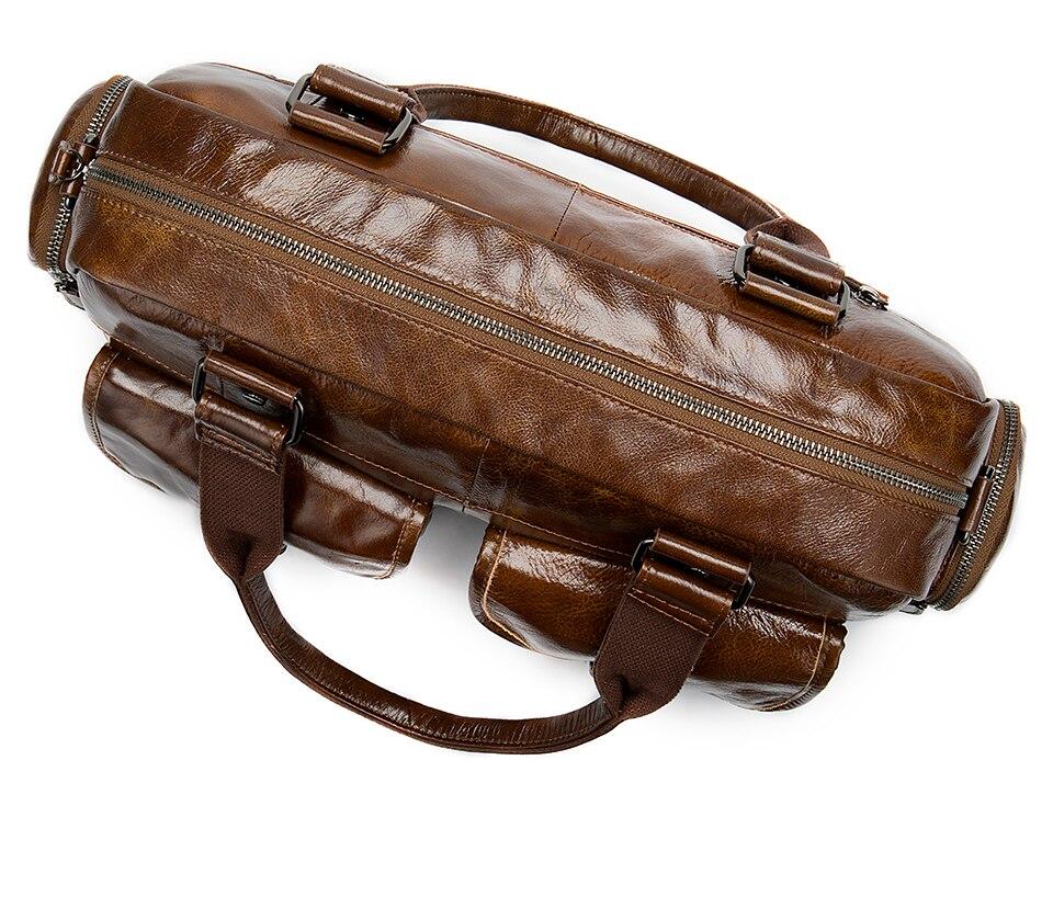 11 men\`s briefcase bag men\`s genuine leather bag mens briefcase messenger bags business laptop office bags for men handbag