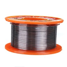No-clean Tin 0.8mm Rosin Core Tin/Lead Alloy Roll Flux Solder Wire Reel Welding Line Clean