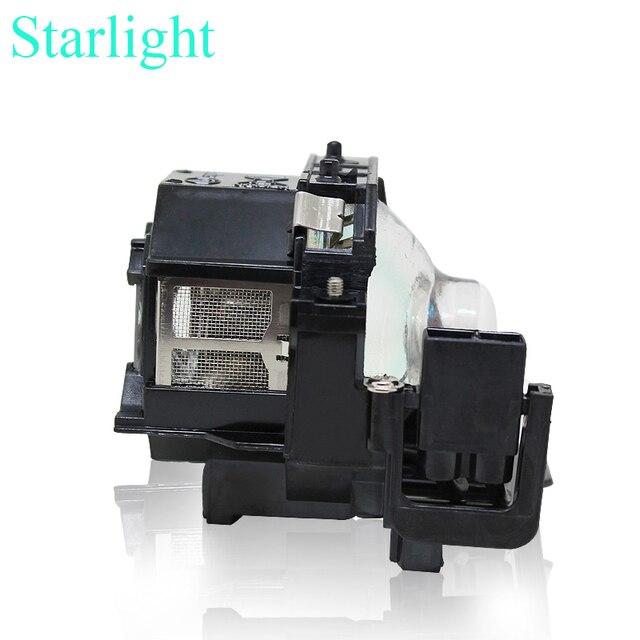 projector lamp bulb V13H010L42 ELPLP42 for Epson EMP-822 EMP-822H EMP-83 EMP-83C EMP-83H EMP-83HE high brightness with housing