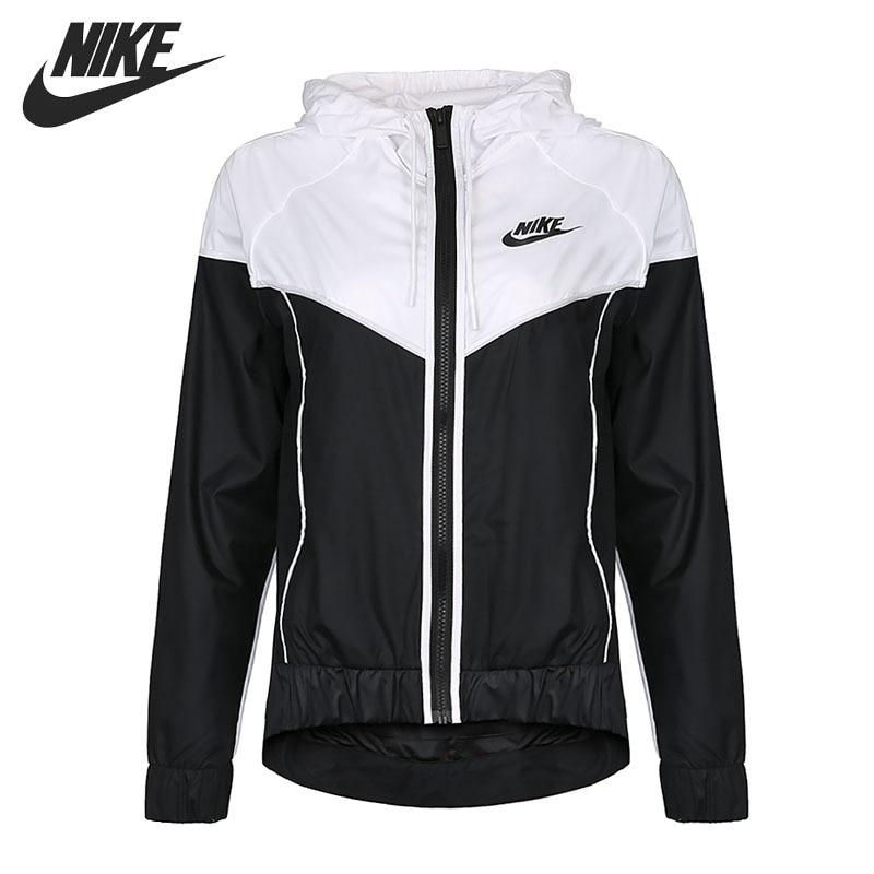 Original New Arrival 2018 NIKE Women's Jacket Hooded Sportswear original new arrival 2018 nike sportswear windrunner men s jacket hooded sportswear