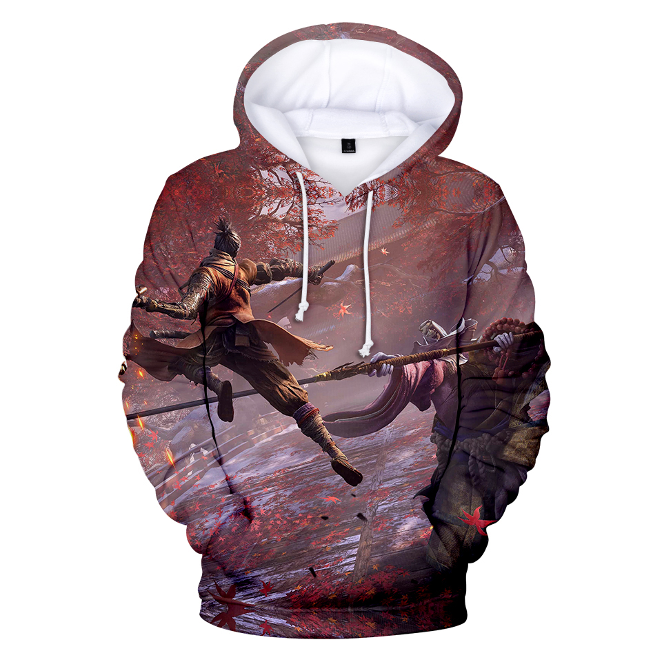 8117f00f9 aikooki 3D Men's Fashion Leisure cotton hoodie Sweatshirt Pollovers Outwear Sweater  Male Female casual warm Thermal hoodies US 23 / piece /lot 1