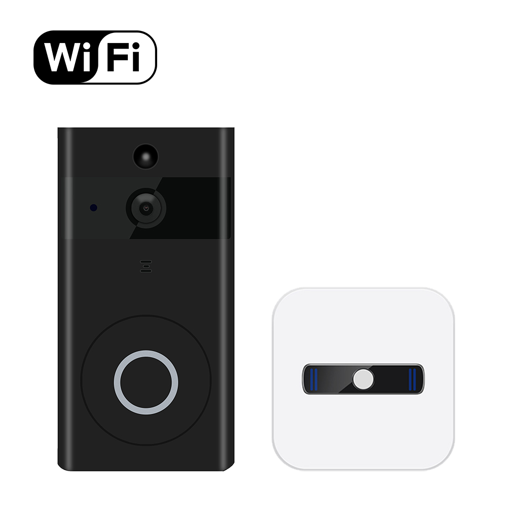 Ring WiFi Doorbell Review Smart With Camera and APP