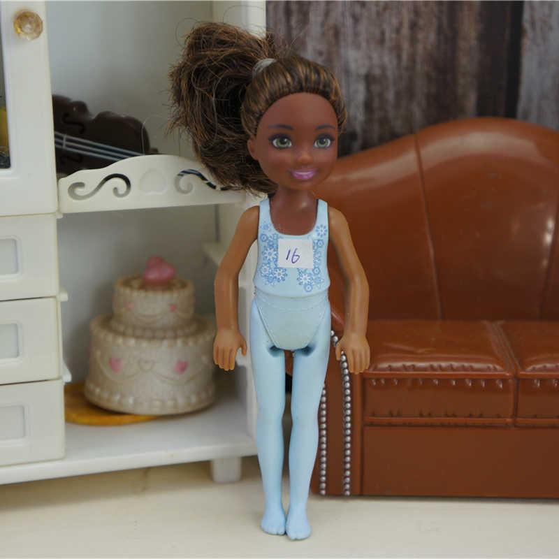1 шт. Оригинал 15 см Обнаженная кукла Келли маленькие куклы/Детские игрушки для детей девочек/забрать случайным образом