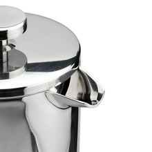Stainless Steel Cafetiere Insulated Coffee Tea Maker