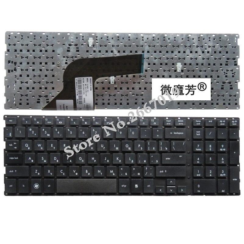 RU Black New Russian For hp ProBooK 4510s 4515s 4710 4710s 4750S Laptop Keyboard