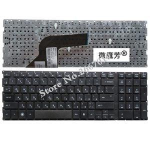 Image 1 - RU 검정색 새 러시아어 hp ProBooK 4510s 4515s 4710 4710s 4750S 노트북 키보드