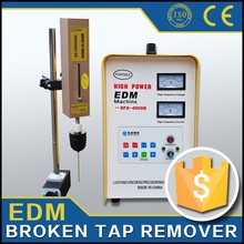 SFX-4000B EDM Drilling or Boring, Marking Machine Broken Tap Remover/Broken Bolt Removal Tool broken