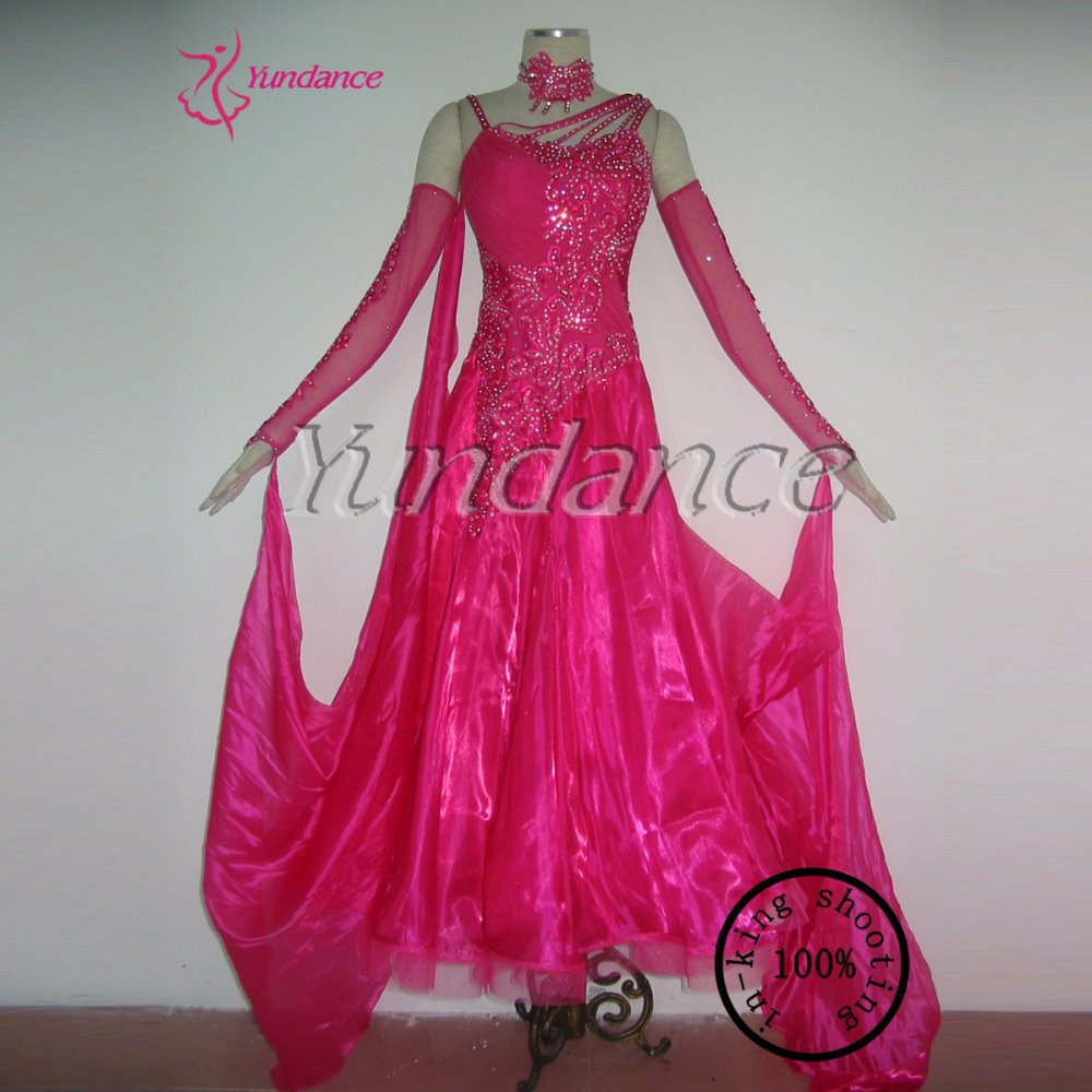 Online Buy Wholesale pink ballroom dresses from China pink ...