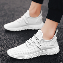 2019 Sport Running Shoes Men Casual Shoes Men Flats Outdoor Sneakers Mesh Breathable Walking Footwear Sport Trainers