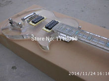 free shipping new guitarra lp slash standard oem electric guitar with Acrylic body and neck guitarra/guitar in china