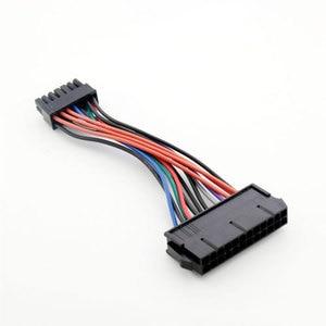 Image 4 - ขาย 24 Pin ถึง 14 Pin PSU หลักแหล่งจ่ายไฟ ATX สายเคเบิลอะแดปเตอร์สำหรับ Lenovo IBM
