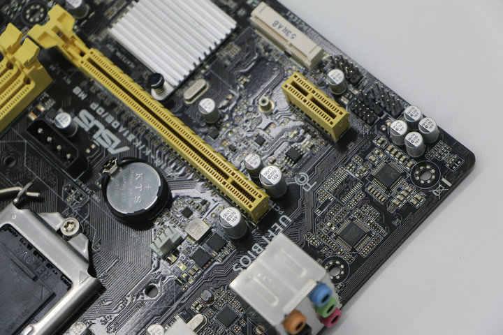 Cho ban đầu Asus H81M-K/K31ADE 1150 pin DC trang H81 Bo mạch chủ hỗ trợ i5 4570 T