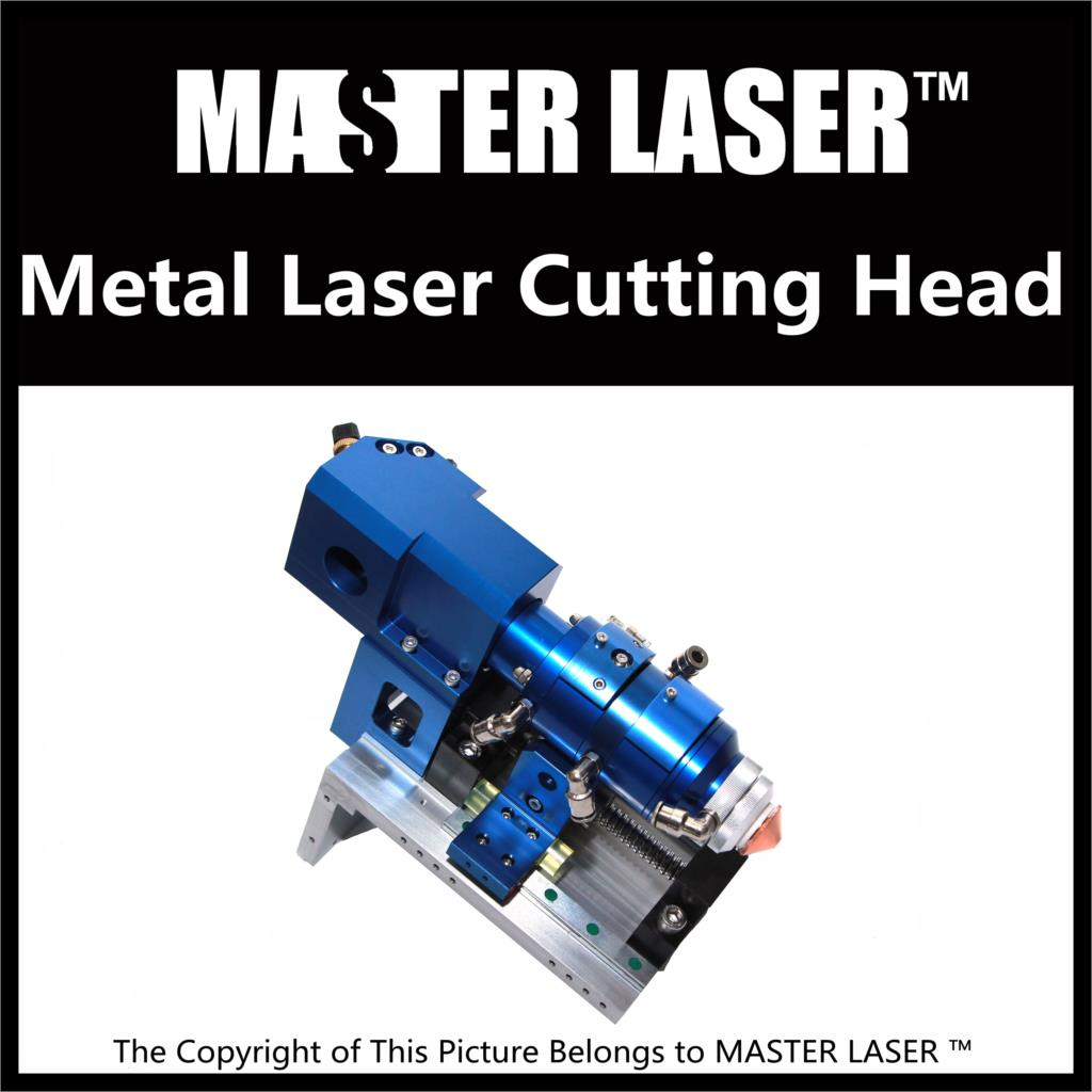 500W CO2 Laser Cutting Machine Head  Metal and Non-metal Mixed Cut head for CO2 Laser Cutting Machine LASER HEADS 38mm cylinder barrel piston kit