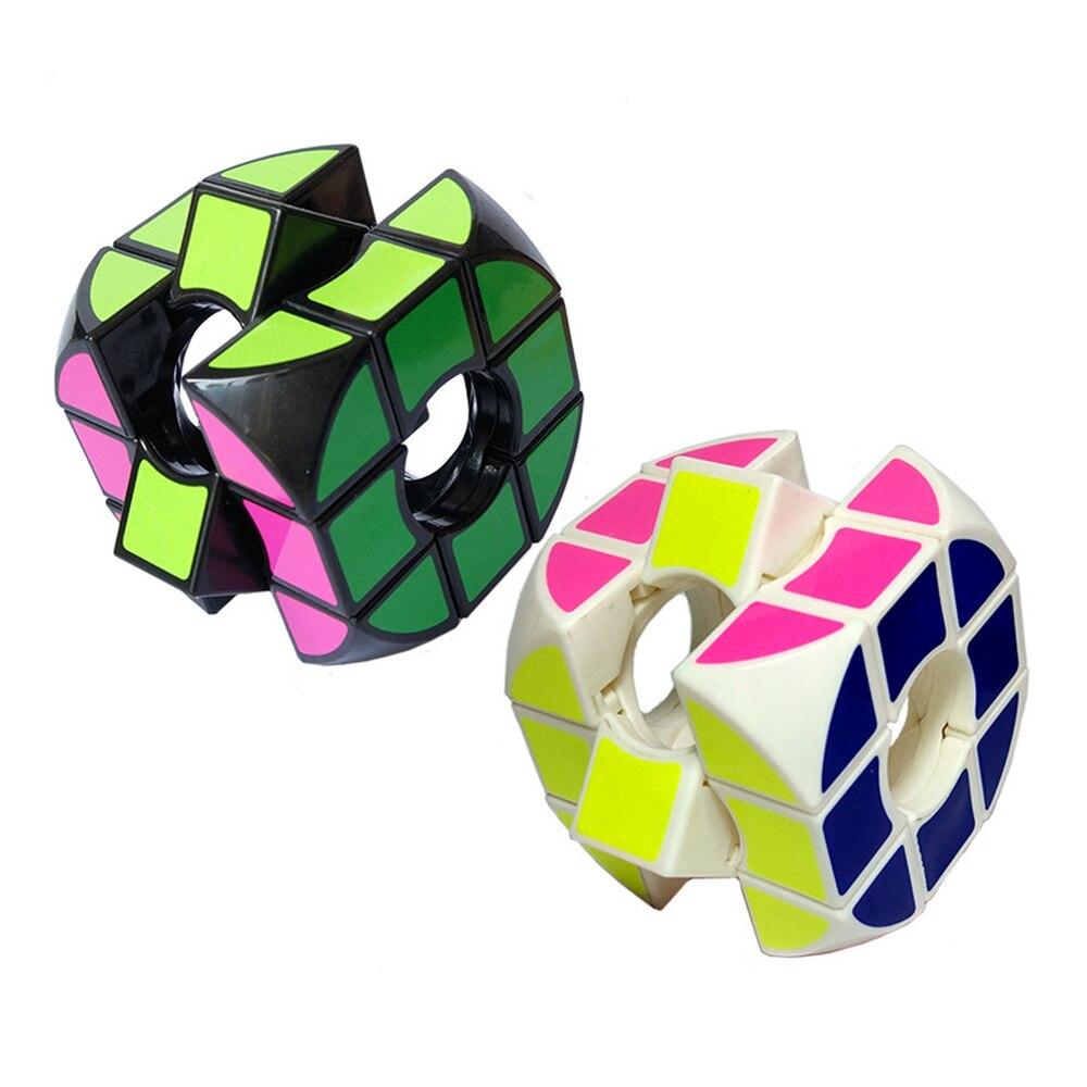 Zcube Hollow Bread 3x3x3 Magic Cube Ταχύτητα παζλ παιχνίδι Κύβοι Εκπαιδευτικά παιχνίδια για παιδιά Παιδιά
