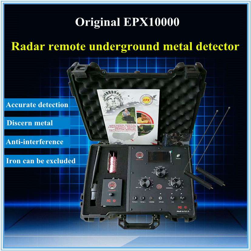 Original EPX10000 underground metal detector gold finder