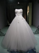 casamento sexy vestido de noiva renda 2014 new fashionable romantic ball bridal gown wedding Dress bandage dress free shipping