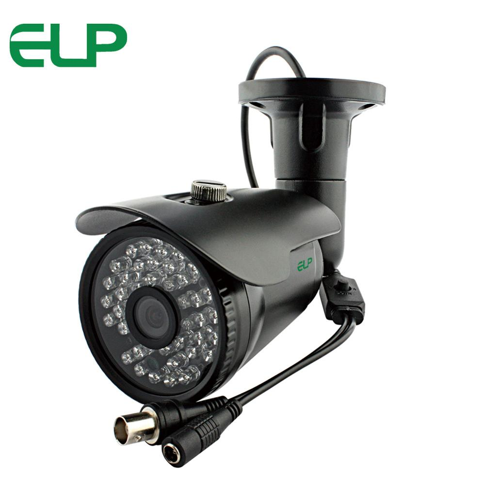 Day and night vision HD 1.0MP 720P IR outdoor waterproof AHD bullet camera with 40m IR range 4 in 1 ir high speed dome camera ahd tvi cvi cvbs 1080p output ir night vision 150m ptz dome camera with wiper