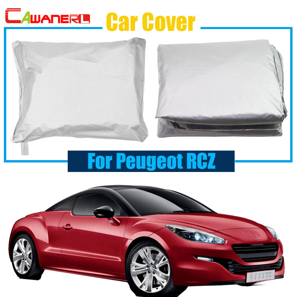 Cover Waterproof /& Breathable Full Outdoor Protection Car Cover for Peugeot 807