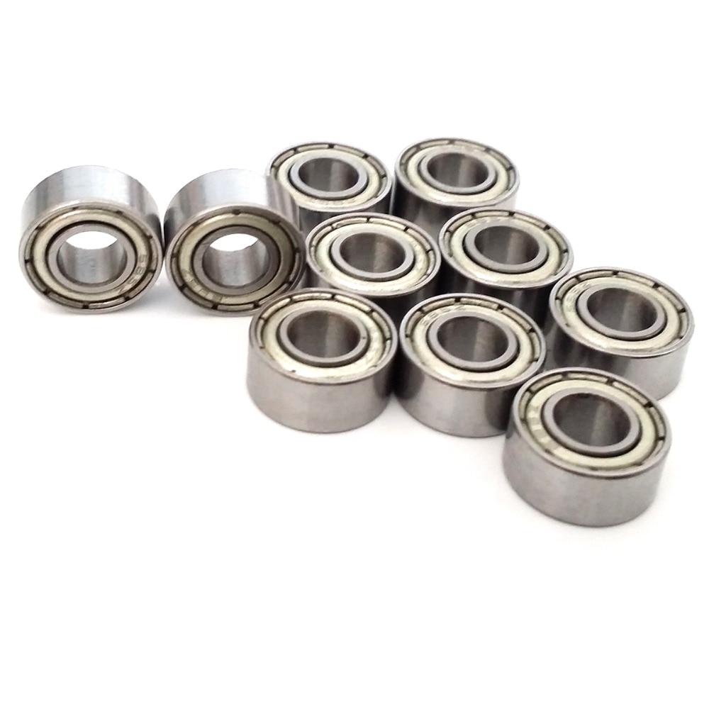 MOCHU 1pcs 686 686Z 686ZZ 628/6-2Z 6x13x5 ABEC-5 Shielded MINI Deep Groove Ball Bearings Single Row High Quality
