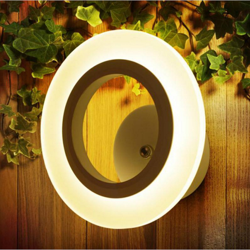 led wall lamps bedroom wall lamp with switch led study room bathroom mirror sconce led work lighting children wall lamp sconces modern aluminium wall lamp sconces with fluorescent tube for bedroom study balcony lighting bg44