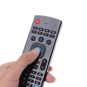 Image 5 - For 2.4G Fly Air Mouse T3 M Mini Keyboard IR Learning Wireless Remote Control VS MX3 6 Axis Gyroscope Gamepad