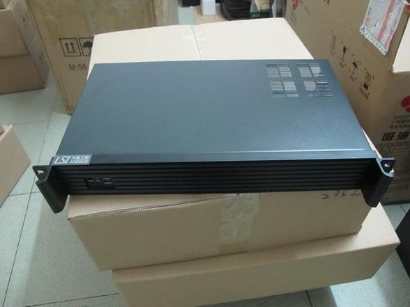 font b Server b font chassis ITX VPN VOD firewall Computer case 1 5U250L Including