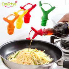 Delidge Kitchen Tools Large and Small Hole Wine Stopper  Accessories for Pouring Soy Sauce Cocina Utensilios Gadgets
