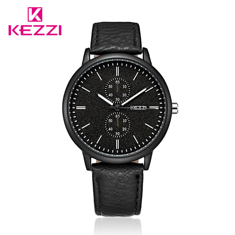 KEZZI Relogio Masculino New Fashion Top-Brand-Men-Watches Waterproof Big Wrist Watch Dress Men Watch reloj hombre gillette tgs пена для бритья conditioning питающая и тонизирующая с маслом какао 250 мл
