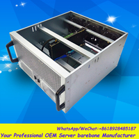 Compact 1U Server Suits RC1250 Rated 220W PSU CPU Cooler