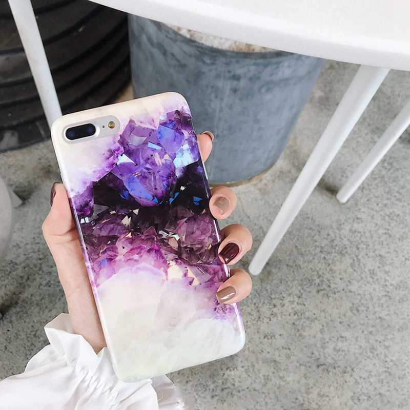 Luxury Dream Crystal Style Phone Case For iphone X XR XS Max Case For iphone 11 Pro max 8 6 6s 7 plus Cover Fashion Soft Cases