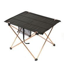 야외 가구 휴대용 접이식 테이블 campismo 캠핑 테이블 피크닉 6061 알루미늄 합금 울트라 라이트 접는 정원 책상